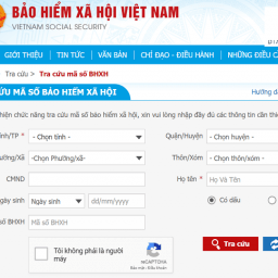 bhxh Việt Nam