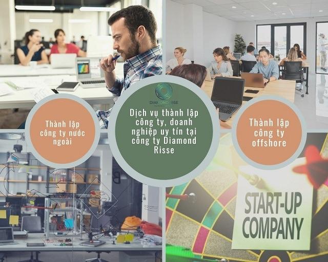 thành lập công ty doanh nghiệp gồm những loại nào