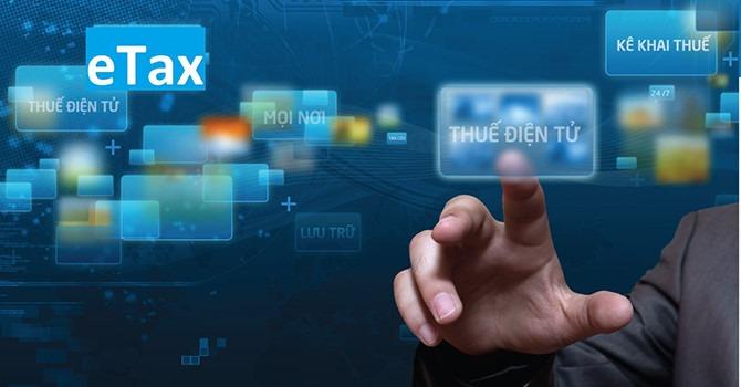 Hệ thống Etax cho phép bạn tra cứu thông tin đơn giản
